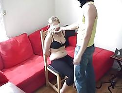 Big Tits porn clips - sex bondage video