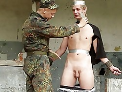 Military porn tube - hard core rough sex